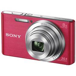Sony DSC-W830 Digital Camera (Pink)