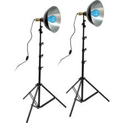 Impact Daylight Two-Floodlight Light Kit
