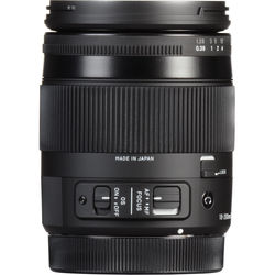 Sigma 18-200mm f/3.5-6.3 DC Macro OS HSM Lens For Nikon Digital Cameras