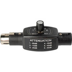 Sescom SES-MULTI-PAD 6-Position Variable Attenuator