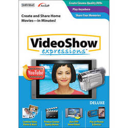 Individual Software Videoshow Expressions 2 Video Editing Software (Download)