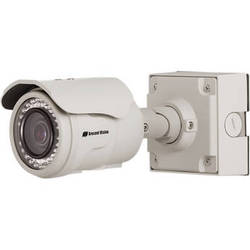 Arecont Vision MegaView 2 Series 3MP Indoor/Outdoor Vandal-Resistant IR Day/Night Bullet IP Camera with 3 to 9mm P-Iris Lens