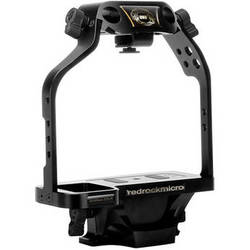 Redrock Micro ultraCage Black Professional Series for DSLR Camera