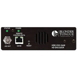 Blonder Tongue HDE-CHV-QAM Component/HDMI/VGA/Composite to QAM/ASI/IP MPEG-2 HD Encoder