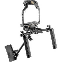 Redrock Micro 8-113-0004 ultraCage Black theEvent Bundle for DSLR