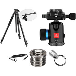 Oben AC-2361L Lateral Tripod with BE-117 Ball Head Kit