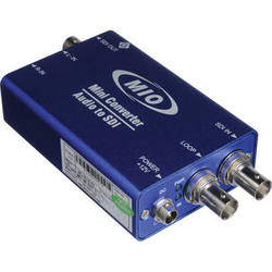 Gra-Vue SDI Stereo Analog Audio Embedder