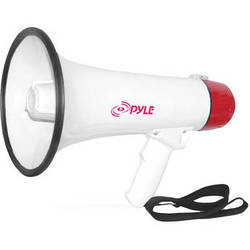 Pyle Pro PMP40 Professional Megaphone / Bullhorn with Handheld Mic & Siren