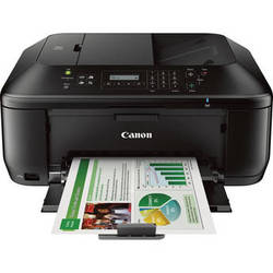 Canon PIXMA MX532 Wireless All-in-One Inkjet Printer