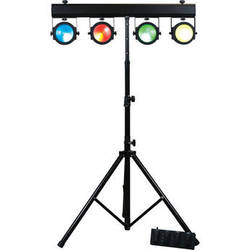 American DJ Dotz TPar System with Light, Stand, and Bag