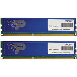 Patriot Signature Line 16GB (2 x 8GB) DDR3 1600 MHz Memory Kit with Heat Shield