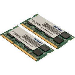 Patriot Signature Apple Line 16GB (2 x 8GB) DDR3 PC3-12800 1600 MHz SODIMM Kit