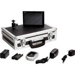 ikan D7w Waveform Field Monitor Deluxe Kit with EN-EL15 Battery Plate