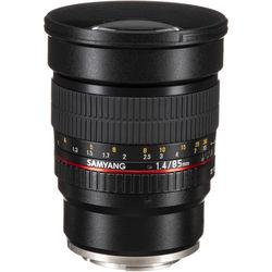 Samyang 85mm f/1.4 Aspherical IF Lens for Sony E-Mount Cameras