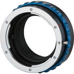 Novoflex Adapter for Universal Bellows to Nikon F Mount Lenses