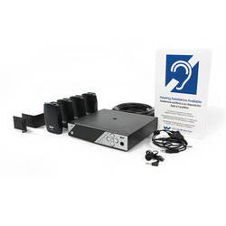 Williams Sound PPA 457 PRO Personal PA PRO FM Assistive Listening System