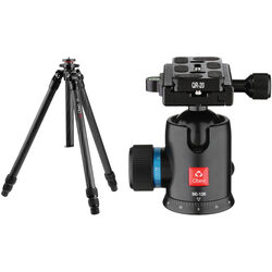 Oben CT-2381 Carbon Fiber Tripod and BE-126 Ball Head Kit