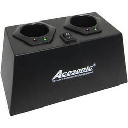 Acesonic USA Dual Charging Station For UHF-A6