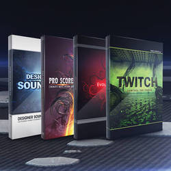Video Copilot Extreme Design Bundle (Download)