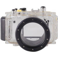 Polaroid Underwater Housing for Panasonic LUMIX DMC-GF2 Micro Four Thirds Camera and 14-42mm Lens