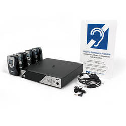 Williams Sound PPA 458 Personal PA FM Assistive Listening System