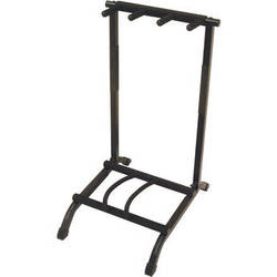 On-Stage 3-Space Foldable Multi Guitar Rack