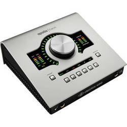 Universal Audio Apollo Twin DUO Desktop Interface with Realtime UAD Processing for Mac