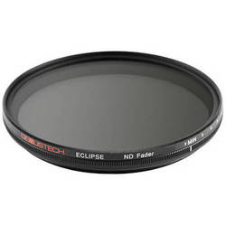 Genustech 52mm Eclipse ND Fader Filter