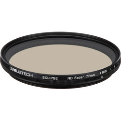Genustech 77mm Eclipse ND Fader Filter