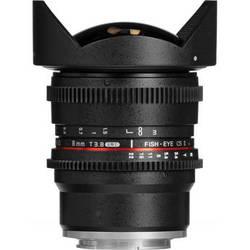 Samyang 8mm T3.8 UMC Fish-Eye CS II Lens (Sony E Mount)