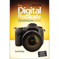 Peachpit Press Book: The Digital Photography Book, Part 1 (Second Edition)