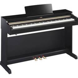 Yamaha Arius YDP-162PE - Digital Piano (Polished Ebony)