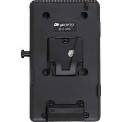 Genaray Sony V-Lock Mount Battery Plate for SpectroLED Studio Series Lights