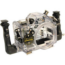 Nimar 3D Underwater Housing for Nikon D610 DSLR Camera with Port for 24-120mm f/3.5-5.6G Lens