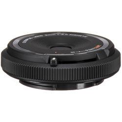 Olympus Fisheye Body Cap 9mm f/8 Lens