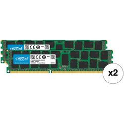 Crucial 64GB (4 x 16GB) DDR3 240-Pin RDIMM 1866 MHz Memory Kit for Mac