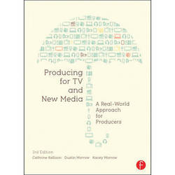 Focal Press Book: Producing for TV and New Media: A Real-World Approach for Producers (3rd Edition)