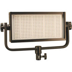 Cool-Lux CL500TSG Tungsten PRO Studio LED Spot Light with Gold Mount Battery Plate