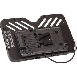 Ocean Video EnduroPower for Odyssey7 & 7Q Recorders with IDX V-Lock Battery Plate