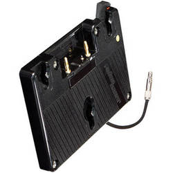 Ocean Video Anton Bauer Battery Plate for EnduroPower with Odyssey7 Power Cable