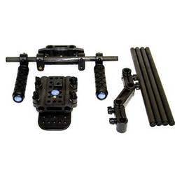 CPM Camera Rigs Rod Mount Starter Rig (Offset)