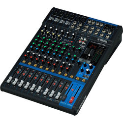 Yamaha MG12XU 12-Input Mixer with Built-In FX and 2-In/2-Out USB Interface