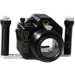 Nimar Underwater Housing for Canon EOS Rebel SL1 DSLR Camera with Port for 18-55mm f/3.5-5.6, 50mm or 60mm Lens