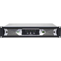 Ashly nXp Series NXP4002 2-Channel 400W Power Amplifier with Programmable Outputs & Protea Software Suite