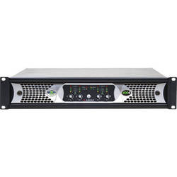 Ashly nXp Series NXP4004 4-Channel 400W Power Amplifier with Programmable Outputs & Protea Software Suite