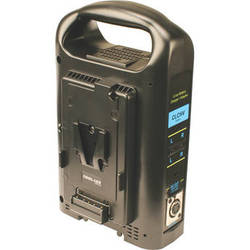 Cool-Lux V-Mount Dual Battery Charger
