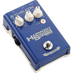 TC-Helicon Harmony Singer - Vocal Processor and Harmony-Generator Floor Pedal
