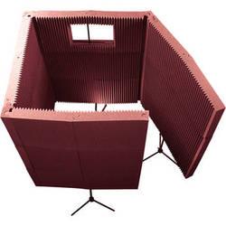 Auralex MAX-Wall 1141 - Portable Recording Booth Kit (Burgundy)