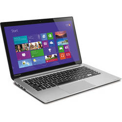 "Toshiba KIRAbook 13-i5s 13.3"" Multi-Touch Ultrabook Computer"