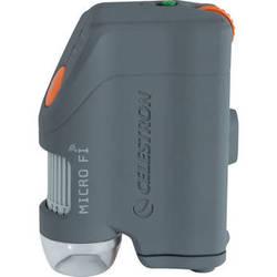 Celestron 44313 Micro Fi Wi-Fi Microscope (Gray)